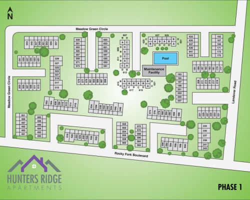 Hunters Ridge Apartments Phase 1