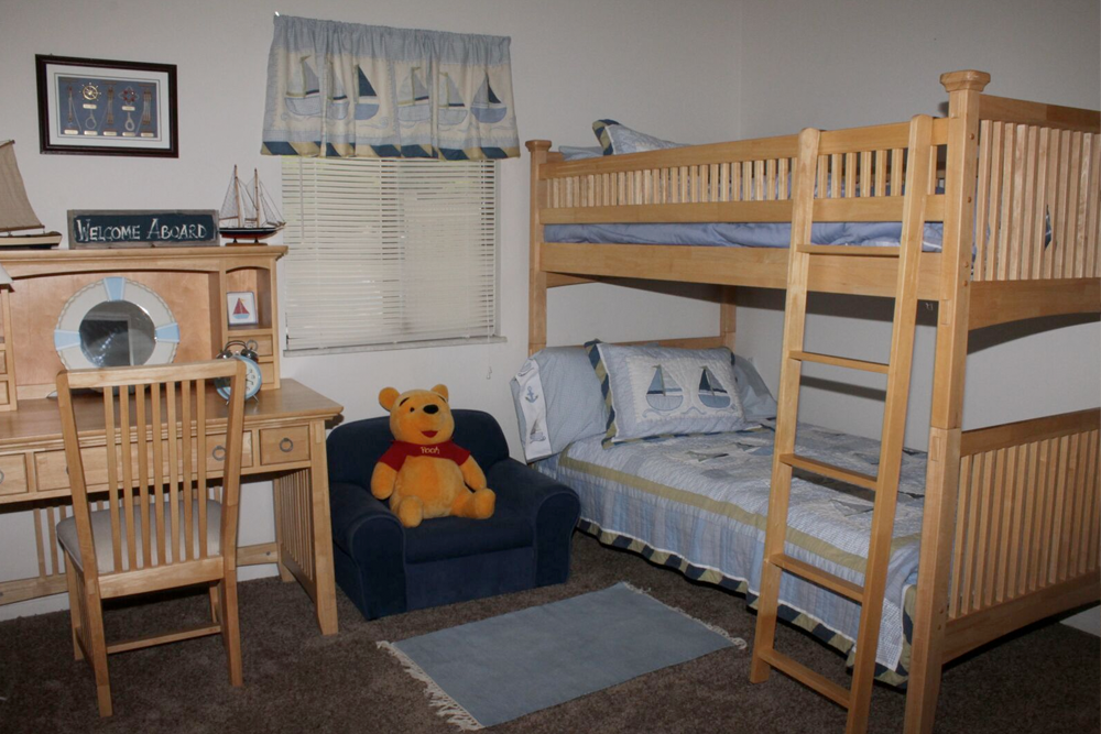 Hunters Ridge Apartments Child Bedroom